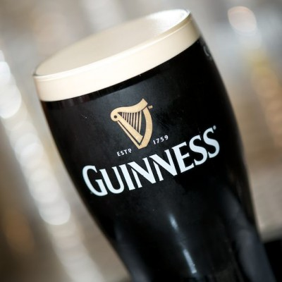 Delicious+pint+of+Guiness+served+by+Fitzers+Catering