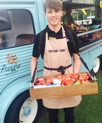 Savage+Food+&+Fitzers+Catering+Outdoor+event+Stawberries+&+Cream+Festival